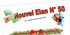 "Journal Municipal ""Le Nouvel Elan"""
